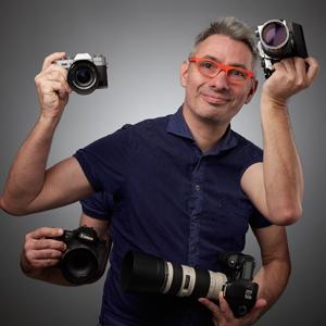 Frédéric Vigier, photographe à Lyon